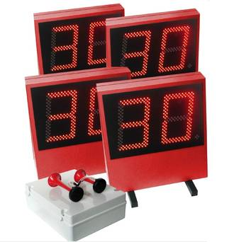CALYPSO LED Shot Clocks